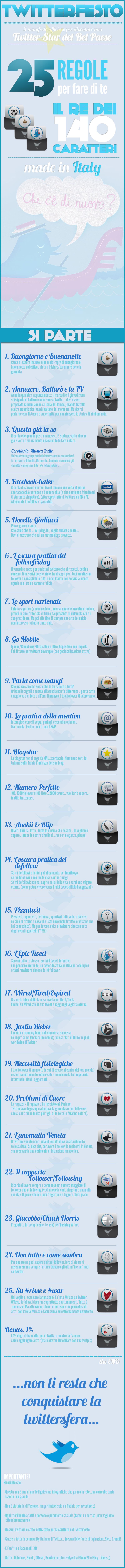 Twitter social media marketing Padova