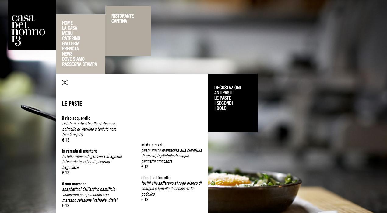 Guida web marketing per ristoranti 5 strumenti utili for Piano del sito di casa