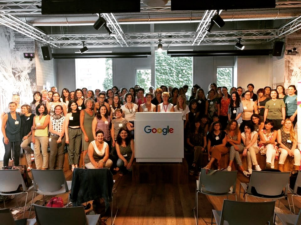 Google Day - #gdRefresh a Milano con Work Wide Women