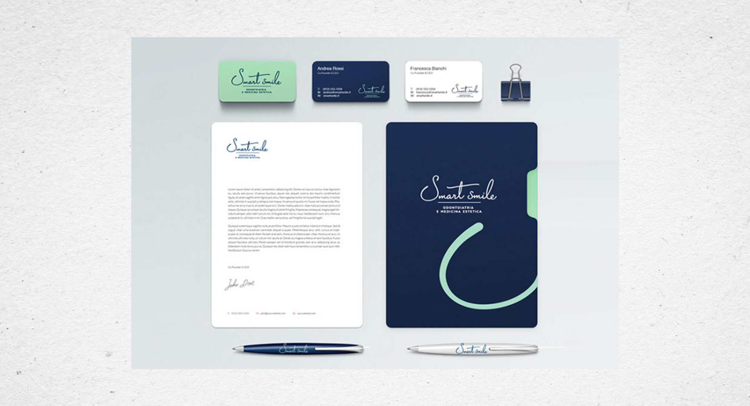 Corporate-Identity-Smart-Smile-OnOff-Communication