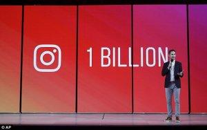 Boom di utenti: Instagram supera il miliardo