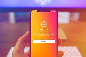 IGTV, un approccio mobile first