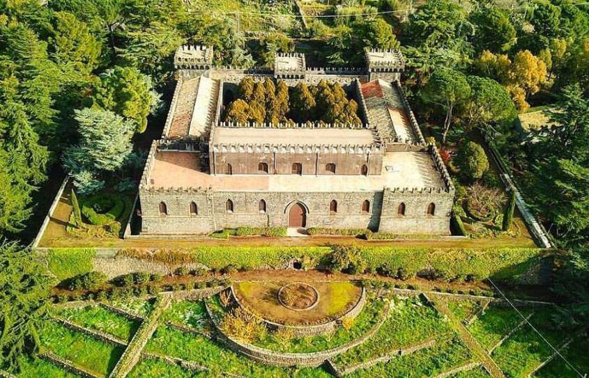 Vinitaly 2019: castello della solicchiats di Donnafugada, di OnOffcommunication